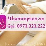 triệt lông chân hiệu quả ở Hà Nội