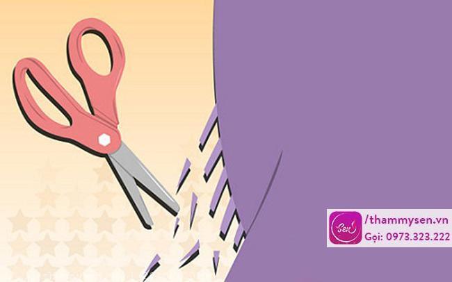 hướng dẫn cạo lông mu tại nhà