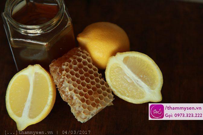 Tẩy lông chân bằng mật ong tại nhà