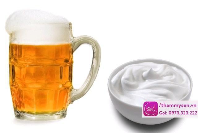 Cách trị mụn bằng bia hiệu quả tại nhà