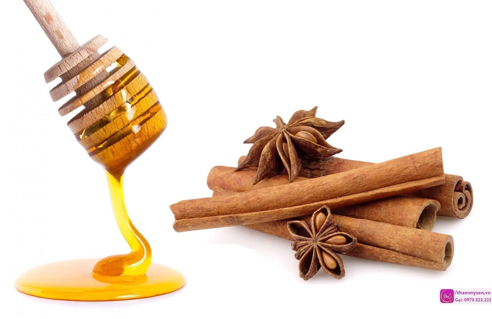 Giảm béo bằng mật ong 1