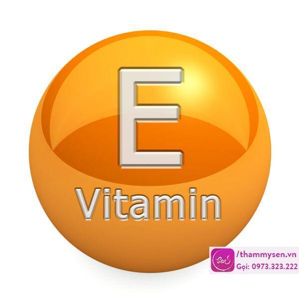 cách làm trắng da mặt bằng vitamin E