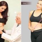 Học lỏm bí quyết giảm béo sau sinh của sao Việt