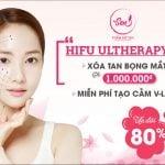 Nâng cơ trẻ hóa da mặt bằng công nghệ Hifu Ultherapy