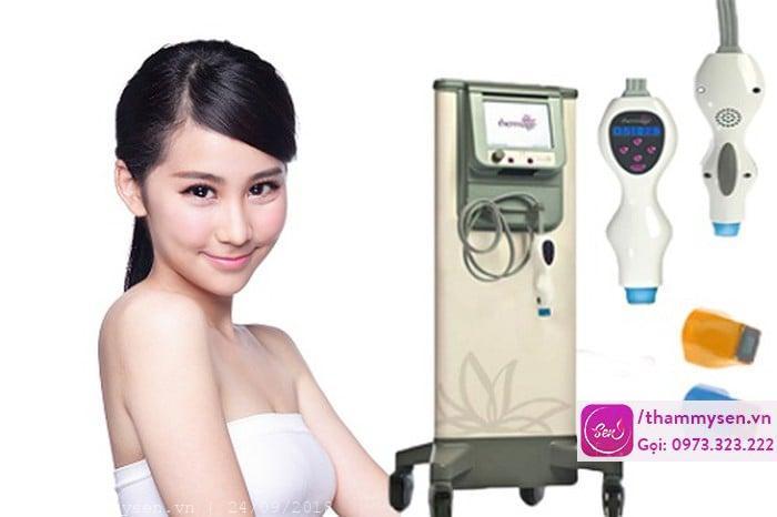 công nghệ căng da mặt