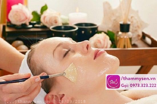 cách làm da mặt căng mịn