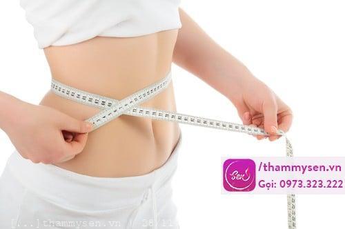 cách giảm mỡ bụng không cần phẫu thuật