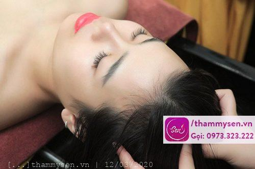 Massage đầu – Massage cổ vai gáy
